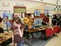 <h2></h2><p>Kids At Art NightPainted Stone Elementary School150 Warrior WayShelbyville, KYMarch 22, 2011;Photography by White Wolf<br></p>