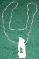 <h2>Wolf Necklace </h2><p>Privately Owned<br></p>