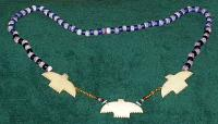 <h2>Three Eagle Necklace </h2><p>Privately Owned<br></p>