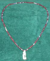 <h2>Small Wolf Necklace </h2><p>Privately Owned <br></p>