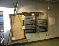 <h2>Historical Information Display 1 </h2><p>Part of a Kentucky Native American history exhibit that belongs to the Lexington History Museum.<br></p>