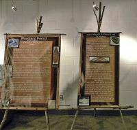 <h2>Historical Information Display 13 </h2><p>Part of a Kentucky Native American history exhibit that belongs to the Lexington History Museum.<br></p>