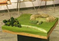 <h2>Kentucky Native American Village Display 2 </h2><p>Part of a Kentucky Native American history exhibit that belongs to the Lexington History Museum.<br></p>
