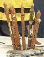 <h2></h2><p> Fred's Navajo flutes<br></p>