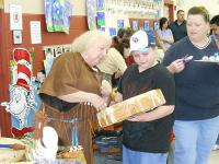 <h2>2011 Kids At Art Night 2 </h2><p>Painted Stone Elementary SchoolShelbyville, Shelby County, KY<br></p>
